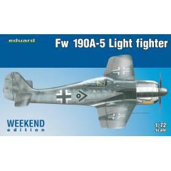 Fw 190A-5 Light fighter.