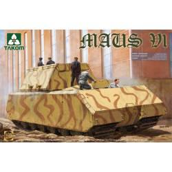 German Super Heavy tank Maus V1.