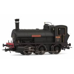 "Steam locomotive 030 ""BARACALDO""."