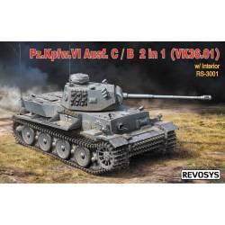 Pz.Kpfw.VI Ausf. C/B (VK36.01).