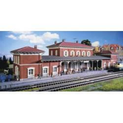 """Feldafing"" station. KIBRI 39366"
