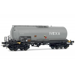 """RENFE, 4-axle tank wagon """"Ivexa""""."""