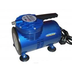 Airbrush mini compressor.