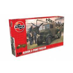 Camión para repostaje Albion.