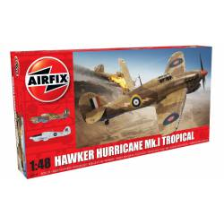 Hawker Hurricane Mk.I - Tropical.