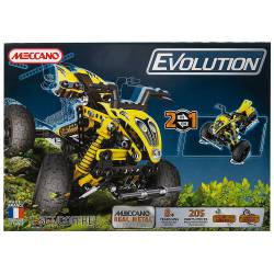 Evolution ATV.