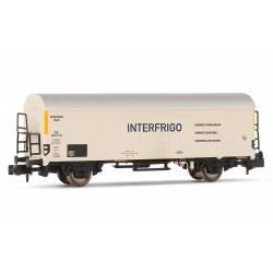 """Vagón frigorífico """"INTERFRIGO"""", DB."""