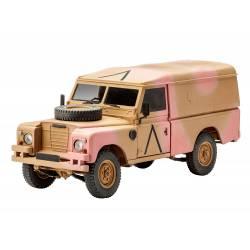 British 4x4 Off-Road vehicle.