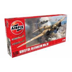 Bombardero Bristol Blenheim MkIV.