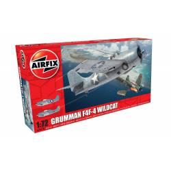 Grumman F4F-4 Wildcat.