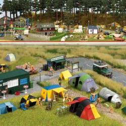 Campground scene.