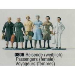 Passengers. MERTEN H0806