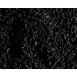 Scatter material, coal.