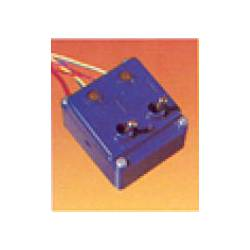 Pupitre de interruptor doble con indicador. ANESTE 3005
