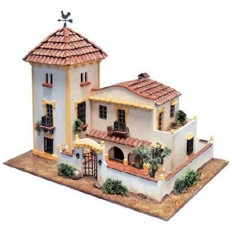 """Andalusian """"Cortijo"""". DOMUS KITS 40954"""