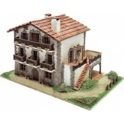 Roncal: Caserío navarro. DOMUS KITS 40956