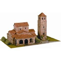 Iglesia de Sta. María de Lebeña. DOMUS KITS 40093