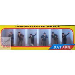 Fogoneros de vapor. ANESTE 4106