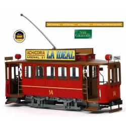 Tranvía CIBELES motorizable. OCCRE 53002