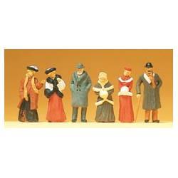 Personajes de época (1900). PREISER 12197