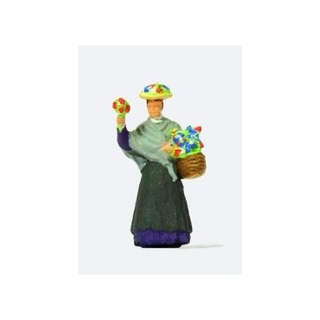 Flower seller. PREISER 28106