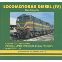Locomotoras Diesel (IV). Tercer concurso en RENFE
