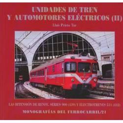Unidades de tren y automotores eléctricos (II). Unid. bitensión