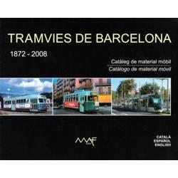 Tranvías de Barcelona 1872-2008