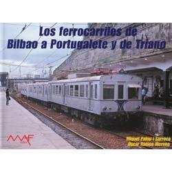 Los FFCC de Bilbao a Portugalete y Triano