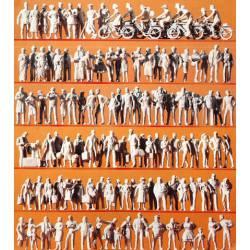 120 ciudadanos y viajeros. PREISER 16337