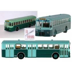 Autobús Pegaso 6035 Barcelona. OTERO SCALE MODEL 87004B