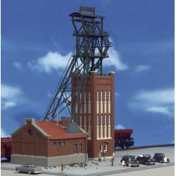 Instalación minera. KIBRI 9845
