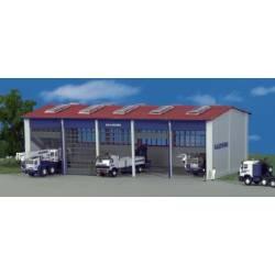 Garaje de camiones. KIBRI 39212