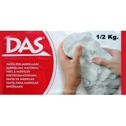 Modelling material 500 gr. DAS 3870
