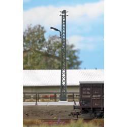 Industrial Lattice-Mast Lamp.