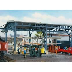 Steel depot. VOLLMER 45616