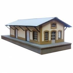 MZA shed. PARVUS N0204