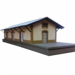 MZA shed. PARVUS N0206
