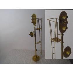 Señal vertical RENFE 3 aspectos en kit (x4). KITLATREN 11002H