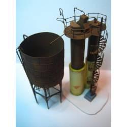 Descalcificador de agua. KITLATREN 21007N