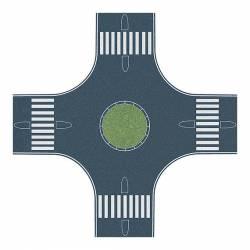Roundabout . BUSCH 1102