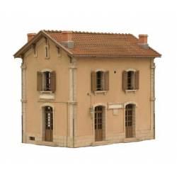 Edificios ferroviarios