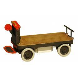 Luggage trolley. ARTITEC 14.158