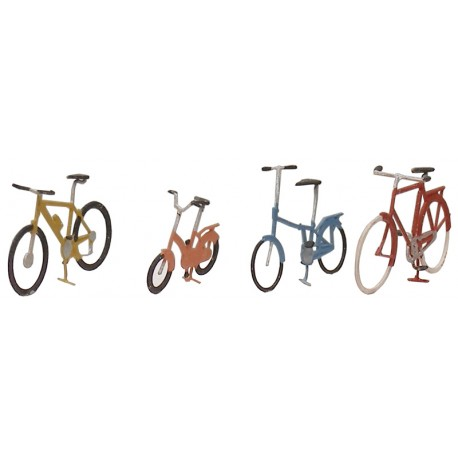 Bicicletas montadas. ARTITEC 316.01