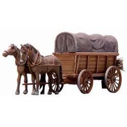 Horse and carriage. ARTITEC 60.002
