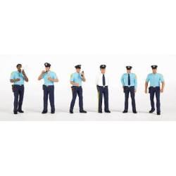 Police squad. SCENE SCAPES 33104
