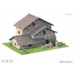 Rustic 3. DOMUS KITS 40037