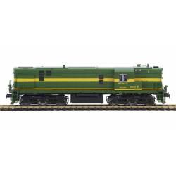 Diesel locomotive ALCO 1305, RENFE.