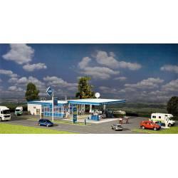 ARAL filling station.