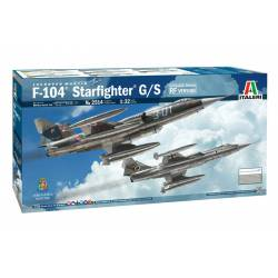 F-104 Starfigher G/S.